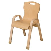 Wood Designs 16''H Bentwood Chair (91601)