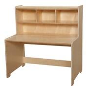 Wood Designs 38''H x 36''W x 24''D Writing Desk (99973)