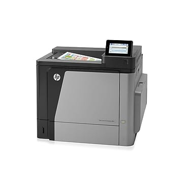 HP - Imprimante couleur LaserJet Enterprise M651n (CZ255A)
