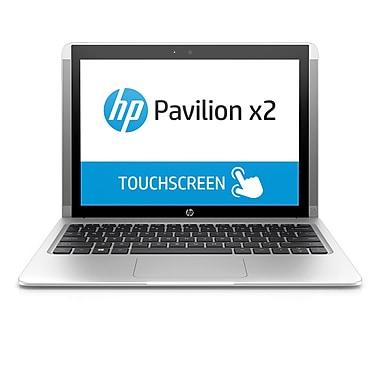 HP - Portatif Pavilion x2 T6S98UA#ABL 12 po 2-en-1, Intel Core M3-6Y30 2,2GHz, 8Go RAM, SSD 128Go, Windows 10 Famille 64