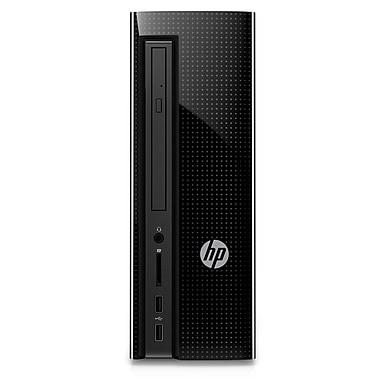 HP-PC de table V8Q05AA#ABL 260-a039 Slimline, Intel Pentium J3710 2,64GHz, RAM 4Go, 1To SATA, Windows 10 Famille 64