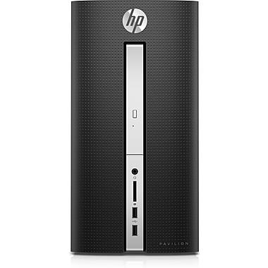 HP - PC de table V8Q10AA#ABL Pavilion 510-P079, Intel Core i5-6400T 2,8GHz, RAM 8Go, SATA 1To, Windows 10 Famille 64