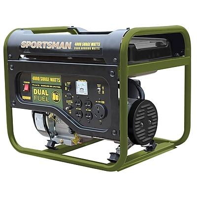 Sportsman 4000 Watt Dual Fuel Generator (300369)