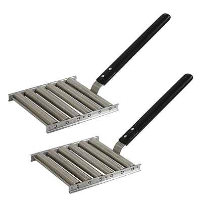 AmeriHome Stainless Steel Grill Top Hot Dog Roller 2 Piece (300381) 2403931