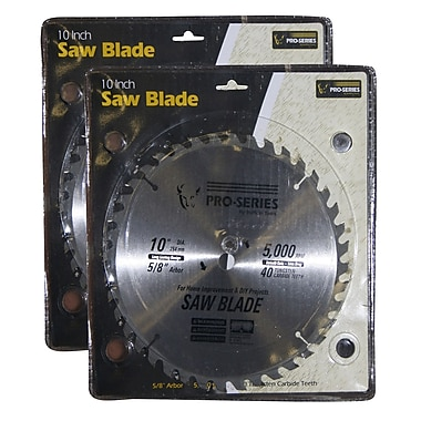 Pro-Series Carbide Tip Saw Blade 10