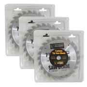 "Pro-Series Carbide Tip Saw Blade 7.25"" 3 Piece Set (300392)"
