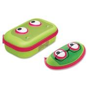 ZIPIT Beast Box Carrying Case, Green Beast