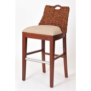 AlexanderSheridan Belize 30'' Bar Stool; Sienna