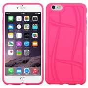"Insten Basketball TPU Cover Case For Apple iPhone 6 Plus 5.5"" - Hot Pink (1977716)"