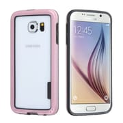 Insten Rubber Bumper For Samsung Galaxy S6 - Pink (2102092)