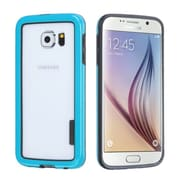 Insten Rubber Bumper For Samsung Galaxy S6 - Blue (2102093)