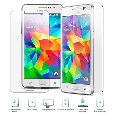 Insten Premium Tempered Glass Screen Protector for Samsung Galaxy Grand Prime (ShatterProof) (2101454)