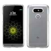Insten Rubber Case For LG G5 - Clear (2229199)