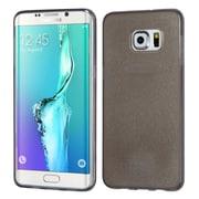 Insten Gel Cover Case For Samsung Galaxy S6 Edge Plus - Smoke (2185222)