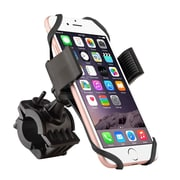 "Insten Bike Bicycle Motorcycle Handlebar Phone Holder with Secure Grip 360 Ball Head Mount (Width up to 3.15"") (2194642)"