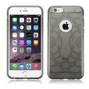 Insten Echo Gel Cover Case For Apple iPhone 6 Plus/6s Plus - Gray (2162992)