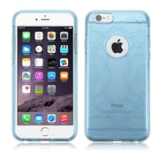 Insten Echo TPU Cover Case For Apple iPhone 6 Plus/6s Plus - Blue (2162994)