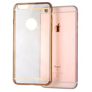 Insten Sunflower TPU Case For Apple iPhone 6 Plus/6s Plus - Gold (2177655)