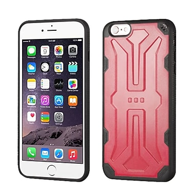 Insten Hard TPU Cover Case For Apple iPhone 6 Plus/6s Plus - Pink/Black (2192781)
