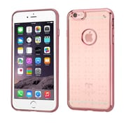 Insten Ultra Slim TPU Case Bumper For Apple iPhone 6 Plus / 6s Plus - Clear/Rose Gold (2177390)