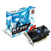 MSI RADEON™ R7 250 2GD3 OC Graphics Card