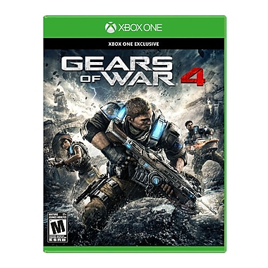 Microsoft – Gears of War 4, pour Xbox One
