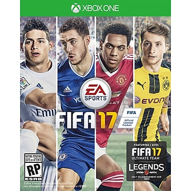 Electronic Arts FIFA 17: The Journey, Xbox One
