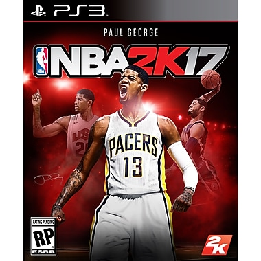Take-Two – NBA 2K17, pour PS3