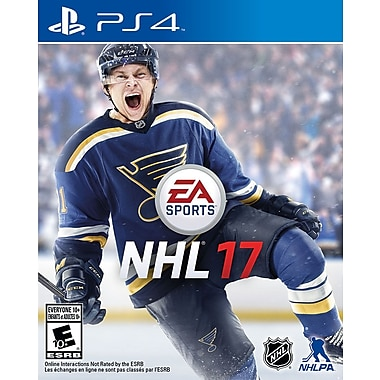Electronic Arts – NHL 17, pour PS4