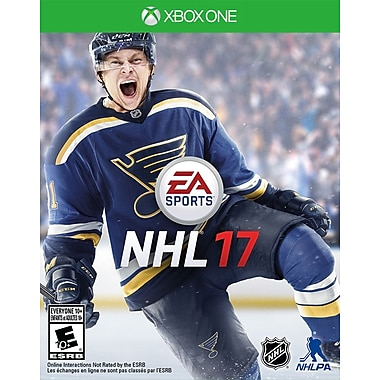 Electronic Arts NHL 17, Xbox One