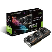 ASUS ROG Strix GeForce® GTX1060-6G Gaming Graphics Card