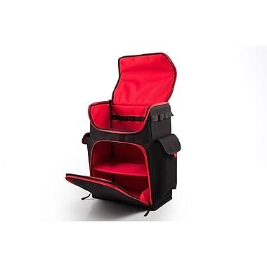 Krane – Grand porte-charge de 4,5 lb, noir et rouge (AMG CBH)