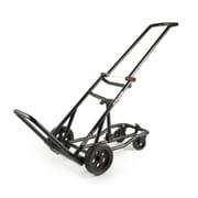 Krane – Chariot utilitaire, 500 lb, noir (AMG 500)