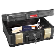Honeywell 0.24 cu ft / Waterproof 1/2 Hr. UL Fire Letter/A4 Size Chest