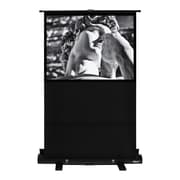 Hamilton Buhl™ AC-4836 Pull Up Portable Floor Rising Video Projector Screen, 60""