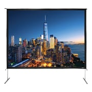 Hamilton Buhl™ BFF-108144 Quick Release Video Projector Screen, 180""