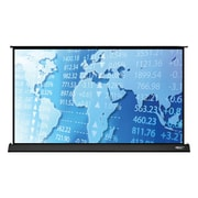 Hamilton Buhl™ DT5016 Pull Up Tabletop HDTV Projector Screen, 50""