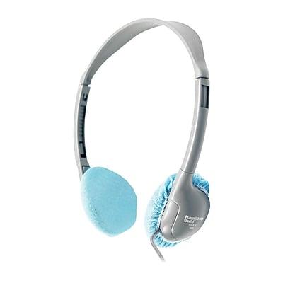 Hamilton Buhl™ HygenX25 Disposable Ear Cushion Cover for On-Ear Headphones/Headsets, 2.5