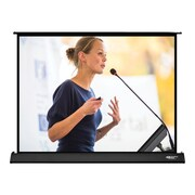 Hamilton Buhl™ TT404 Pull Up Tabletop Video Projector Screen, 40""