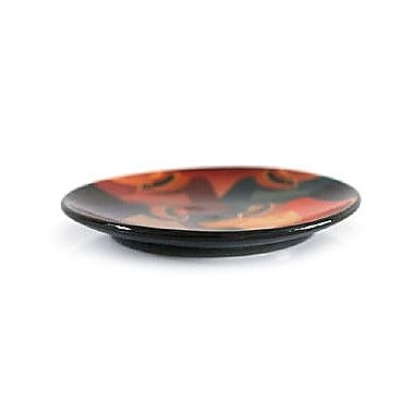 Novica Four Hats Ceramic Plate