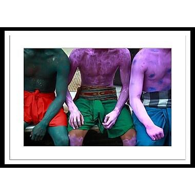 Novica Colorful Body on Kodak Professional Doff Paper by Andika Pratama Photographic Print