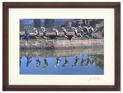 Novica March of the Yi Tigers by Akha Jim Photographic Print
