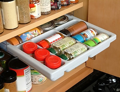 Vance Industries EZ Slide N Store Pull-out Organizer Caddy