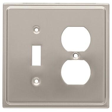 Franklin Brass Country Fair Single Switch/Duplex Wall Plate