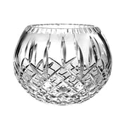 Majestic Crystal Plaza 6'' Crystal Rose Bowl