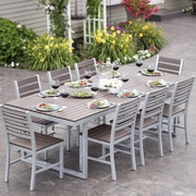 Elan Furniture Kinzie 9 Piece Dining Set