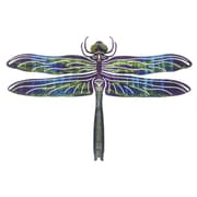 Next Innovations Dragonfly 3D Metal Wall D cor; 28'' H x 20'' W