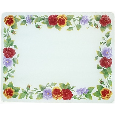 Corelle Surface Saver Tempered Glass Cutting Board; 16'' H x 20'' W x 0.2'' D