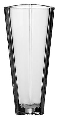Majestic Crystal Crystalline Vase; 12'' H x 5.5'' W x 5.5'' D WYF078279255652