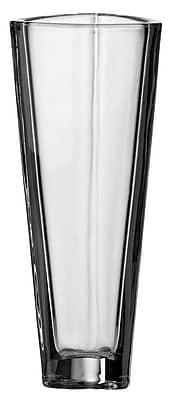 Majestic Crystal Crystalline Vase; 13'' H x 6'' W x 6'' D WYF078279255653